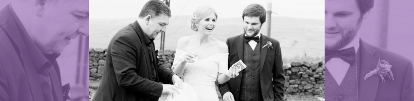 Hire a wedding magician for your big day