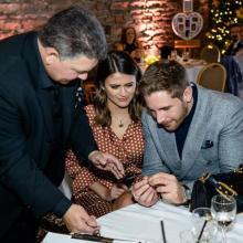 Magicians in Lancashire Darren Brand & Holyoakes Brody Hudson / Adam Woodward